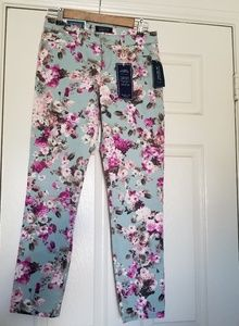 NWT Floral Pant